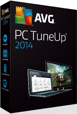 Download AVG PC TuneUp 2014