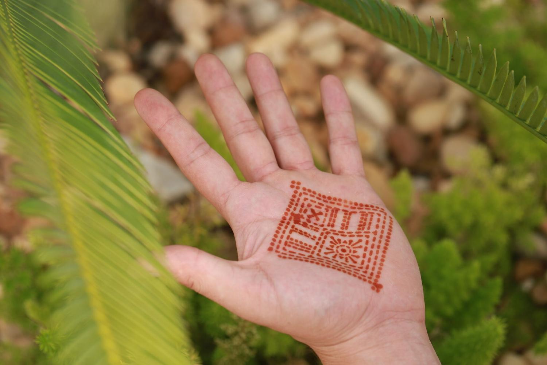 henna at home