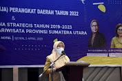 Sabrina Dorong Disbudpar Tingkatan Daya Saing Pariwisata