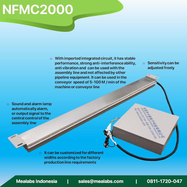 NFMC2000 Bar Needle Detector