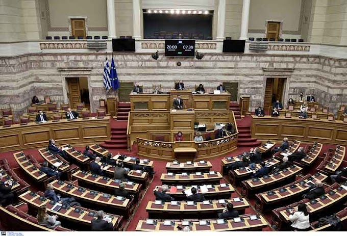 Υπερψηφίστηκε το νομοσχέδιο για την επέκταση των 12 ναυτικών μιλίων