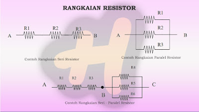 Rangkaian-rangkaian resistor
