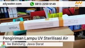Pengiriman Lampu UV Terbaru ke Bandung 2020   jual Lampu UV