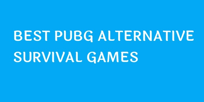 Best Pubg Alternative Survival Games for Mobile