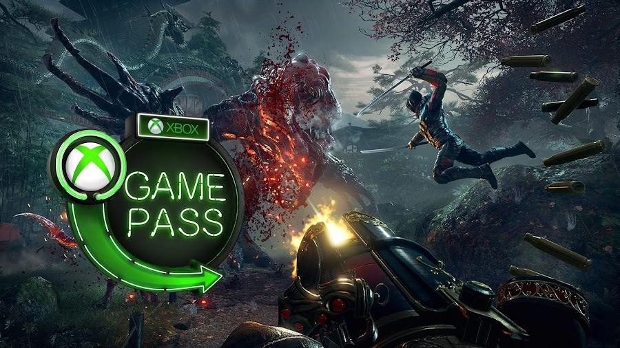 xbox game pass game awards 2018 shadow warrior 2