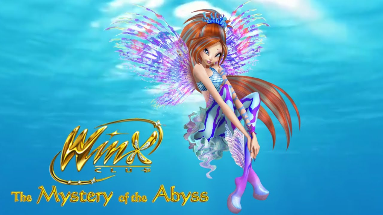 Winx Club: The Mystery of the Abyss (2014) Full Movie Download in Hindi