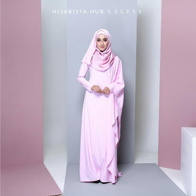 hijabista hub x elena, hijabista hub lebaran, hijabista fashion, hijabista, hijabista hub lebaran 2017,