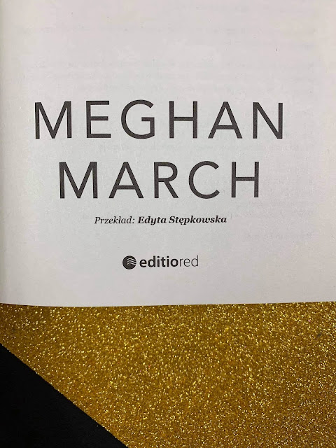 """""""Jej wina i grzech"""" Meghan March"""