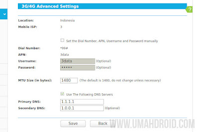 Tutorial Setting DNS Router TP Link