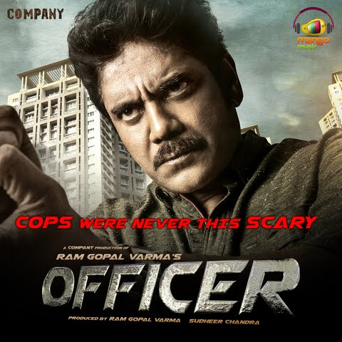 Officer (2018) Telugu 720p HDRip x264 1.4GB ESubs