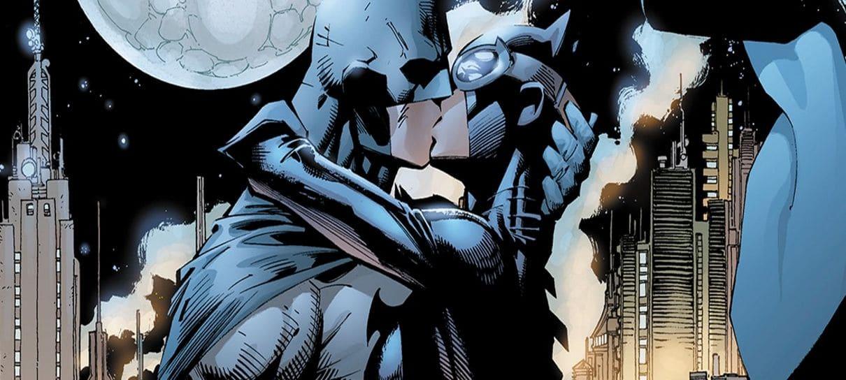 A Mulher-Gato está gravida do Batman?