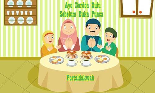 Bacaan Doa Buka Puasa Dan Sahur Ramadhan Yang Shahih