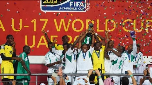 Nigeria wins U-17 World Cup! Go, Nigeria!!!