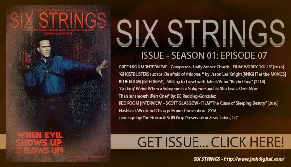 Six Strings - Issue 7 [2016]