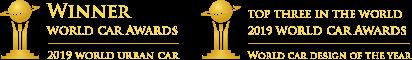 winner world car award