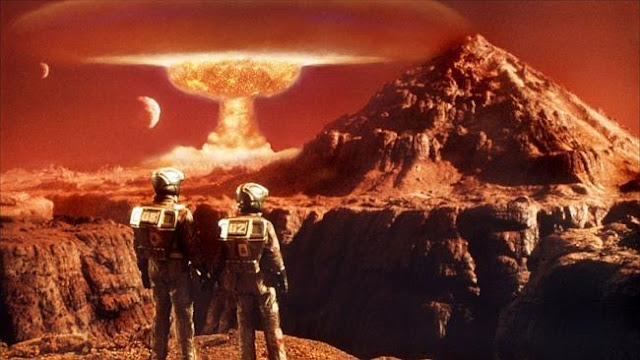 O χαμένος πολιτισμός του πλανήτη Άρη που καταστράφηκε απο πυρηνικά όπλα,  μπορεί να είμαστε εμείς!