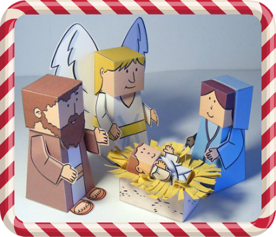 The Great World Of Papercraft Especial Merry Christmas