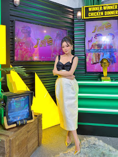 3 nữ MC nổi tiếng trong làng game