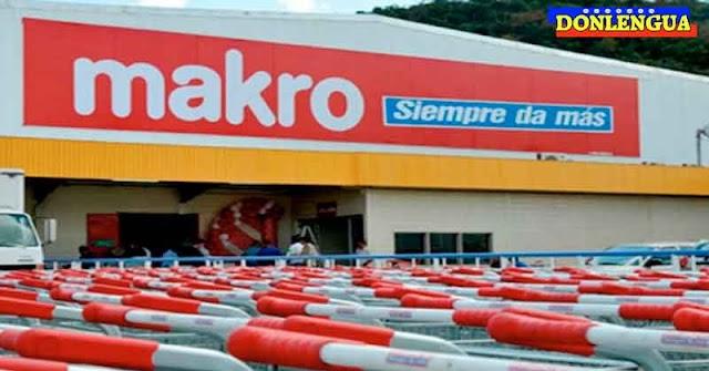 FAKE NEWS : MAKRO no se ha ido de Venezuela ni ha sido vendido