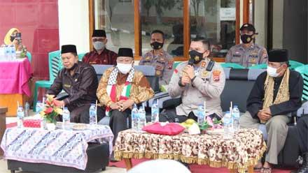 Masyarakat Tanjung Gadang Mengadu ke Kapolres Sijunjung