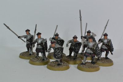 Arnor Warriors (WIP)