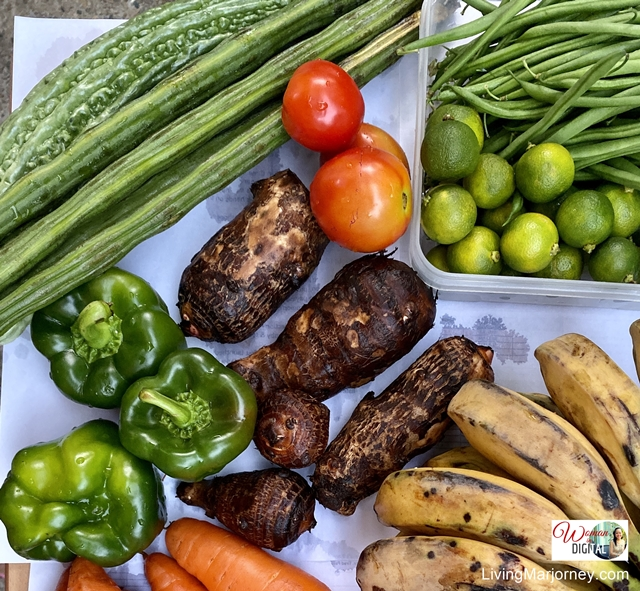 Vegetables from Session Groceries