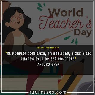 imagen de maestra en caricatura