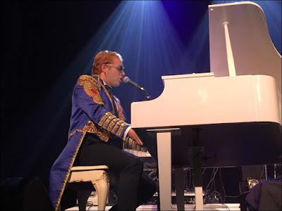 'Elton Song' en el Teatro EDP Gran Vía
