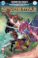 DC Renascimento: Novos Titãs #10