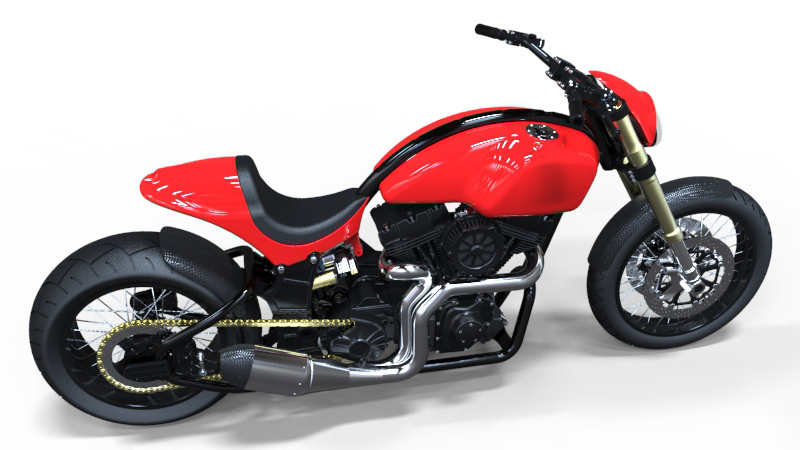 Arch Motorcycle Compan...