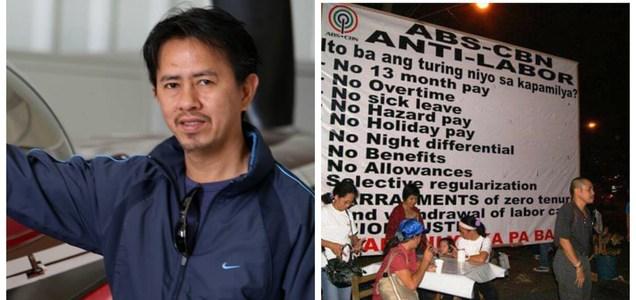 Former ABS-CBN worker tells current Kapamilya employees: