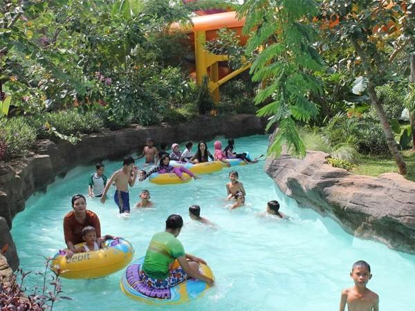 Promo Water Kingdom Mekarsari Terbaru
