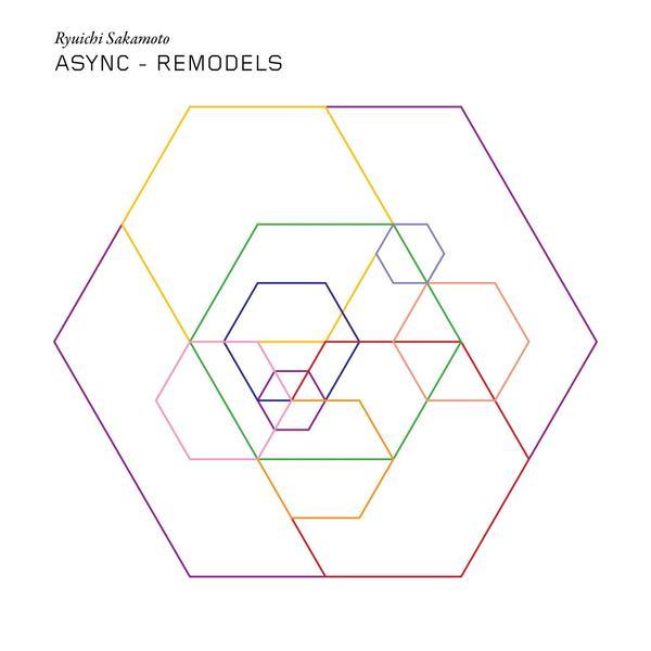 Ryuichi Sakamoto Async - Remodels álbum