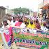 ज़न अधिकार महिला परिषद ने निकाला मुख्यमंत्री के खिलाफ जन आक्रोश मार्च