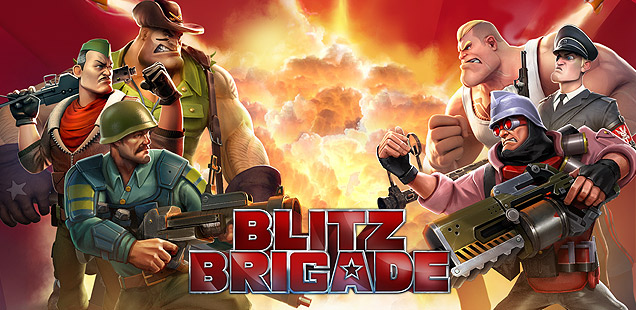 Blitz Brigade MOD APK [Unlimited Ammo] With Data V2.5.0n - Online FPS Fun