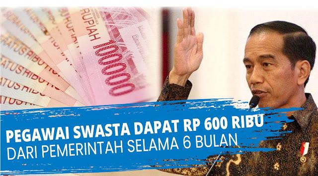 Subsidi Gaji Rp 600 Ribu ke Pekerja Salah Cair, Menaker: Kembalikan!