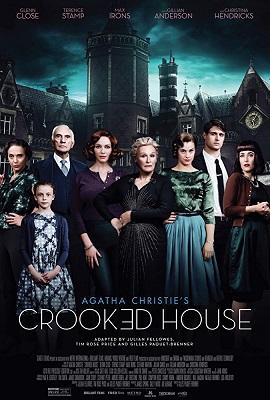 Xem Phim Ngôi Nhà Quái Dị - Crooked House