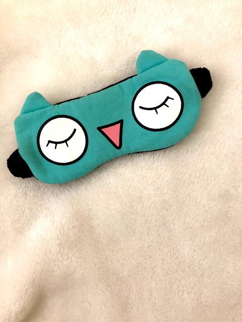 Eyemask Bedtime Essentials for Better Sleep