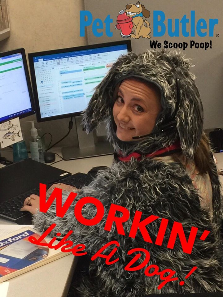 Work Like a Dog Day
