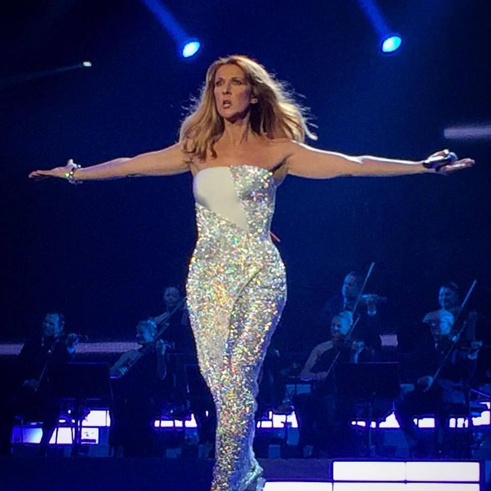 Celine Dion In Las Vegas