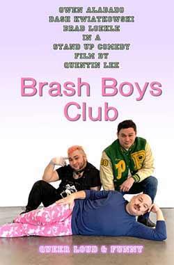 Brash Boys Club (2020)
