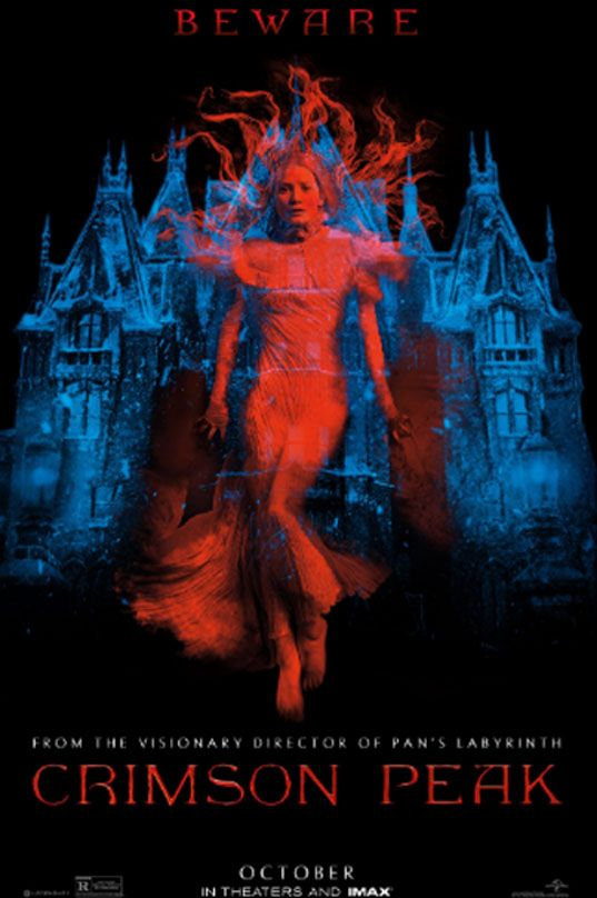 crimson peak cover film