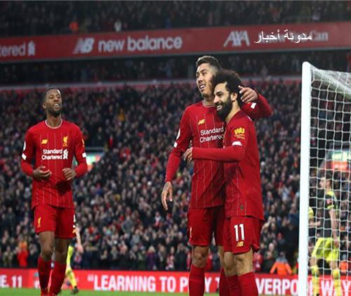 تشكيل مفاجأة فى مباراة ليفربول اليوم أمام شروزبري