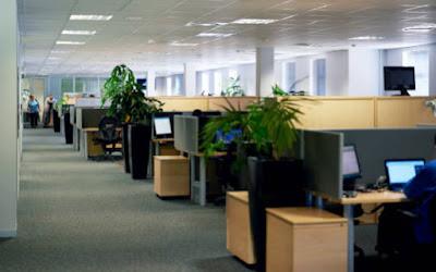 Gambar tata ruang kantor berkamar