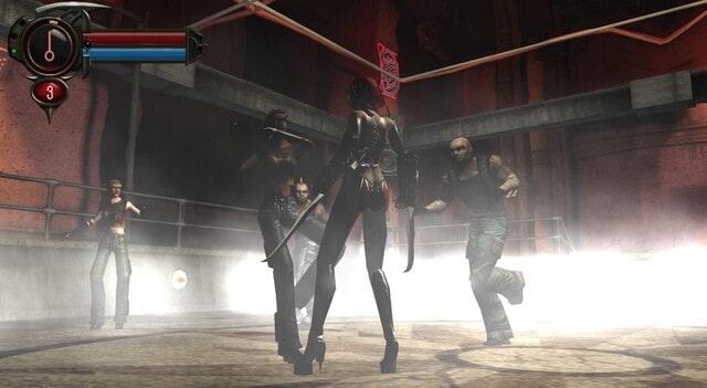 Bloodrayne 2 Terminal Cut Gameplay