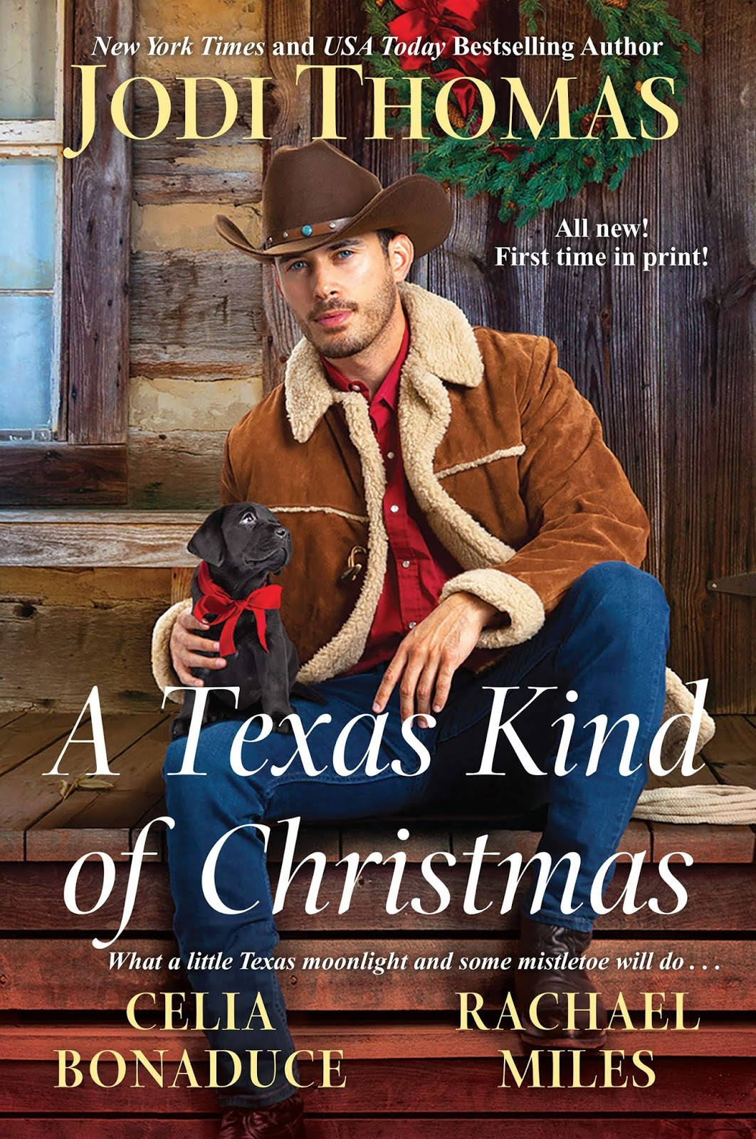 A Texas Kind of Christmas book cover