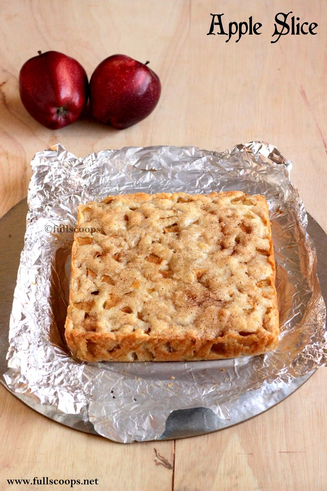 Apple Cake Grandma Edna