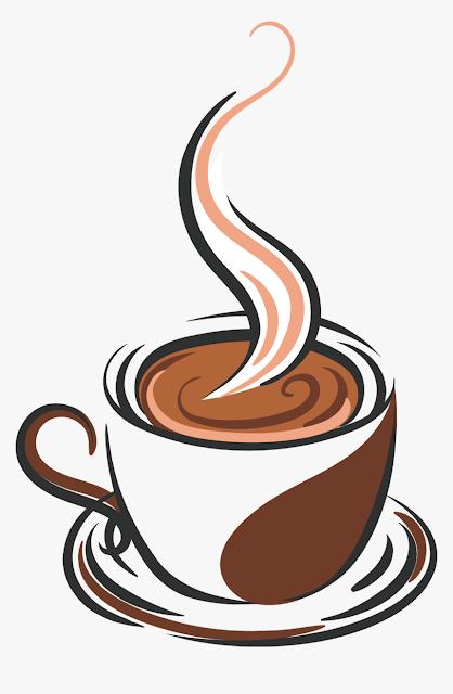 Gambar kopi vektor