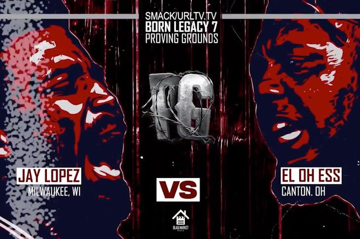PG Battle: Jay Lopez vs El Oh Ess