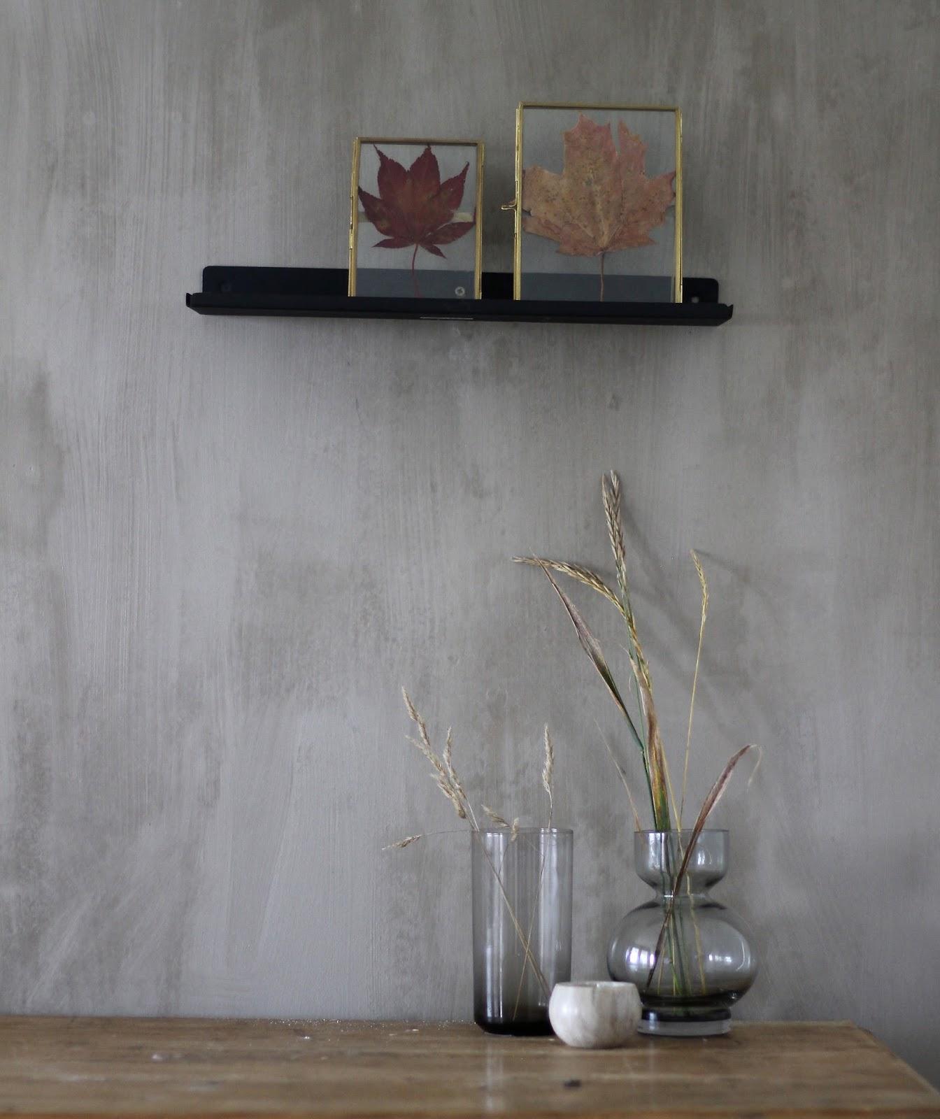 Blogg Home and Cottage: Høstlig stilleben